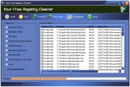 Your Free Registry Cleaner screenshot